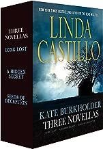 Kate Burkholder: Three Novellas: Long Lost, A Hidden Secret, and Seeds of Deception