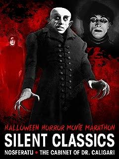 Halloween Horror Movie Marathon: Silent Classics - Nosferatu - The Cabinet of Dr. Caligari