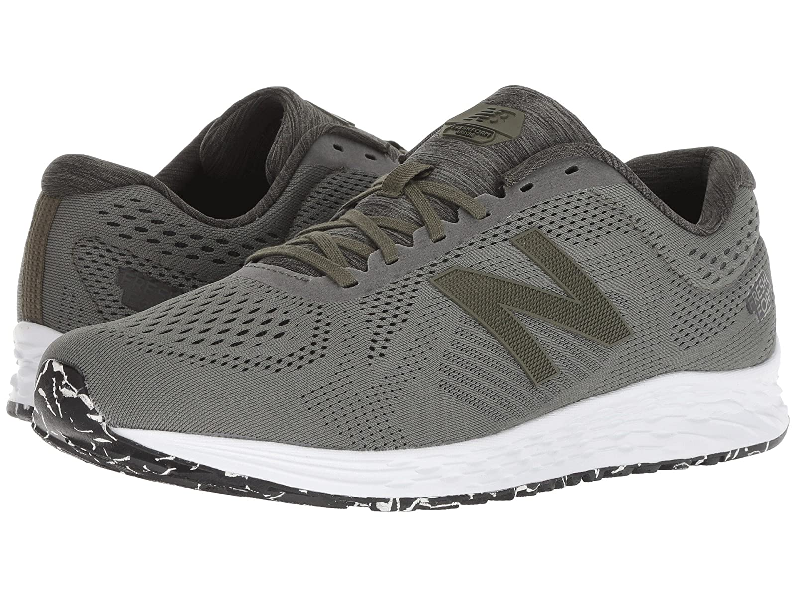 New Balance Arishi v1Atmospheric grades have affordable shoes