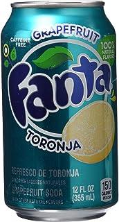 Fanta, Gaseosas (Grapefruit) - 355 ml.