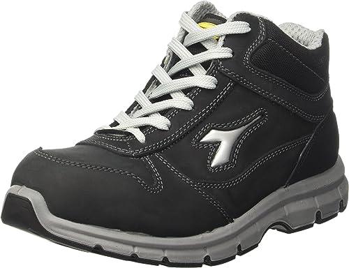 Diadora Run High S3 ESD, Chaussures de Travail Mixte Adulte