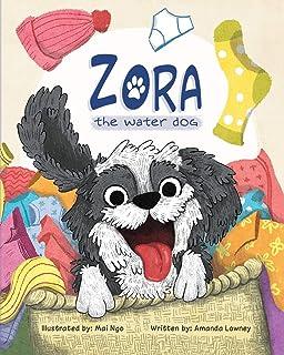 Zora, The Water Dog