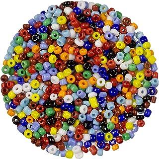 Cousin Jewelry Basics 40G/1.41-Ounce Multi 11/0 Seed Beads Mix