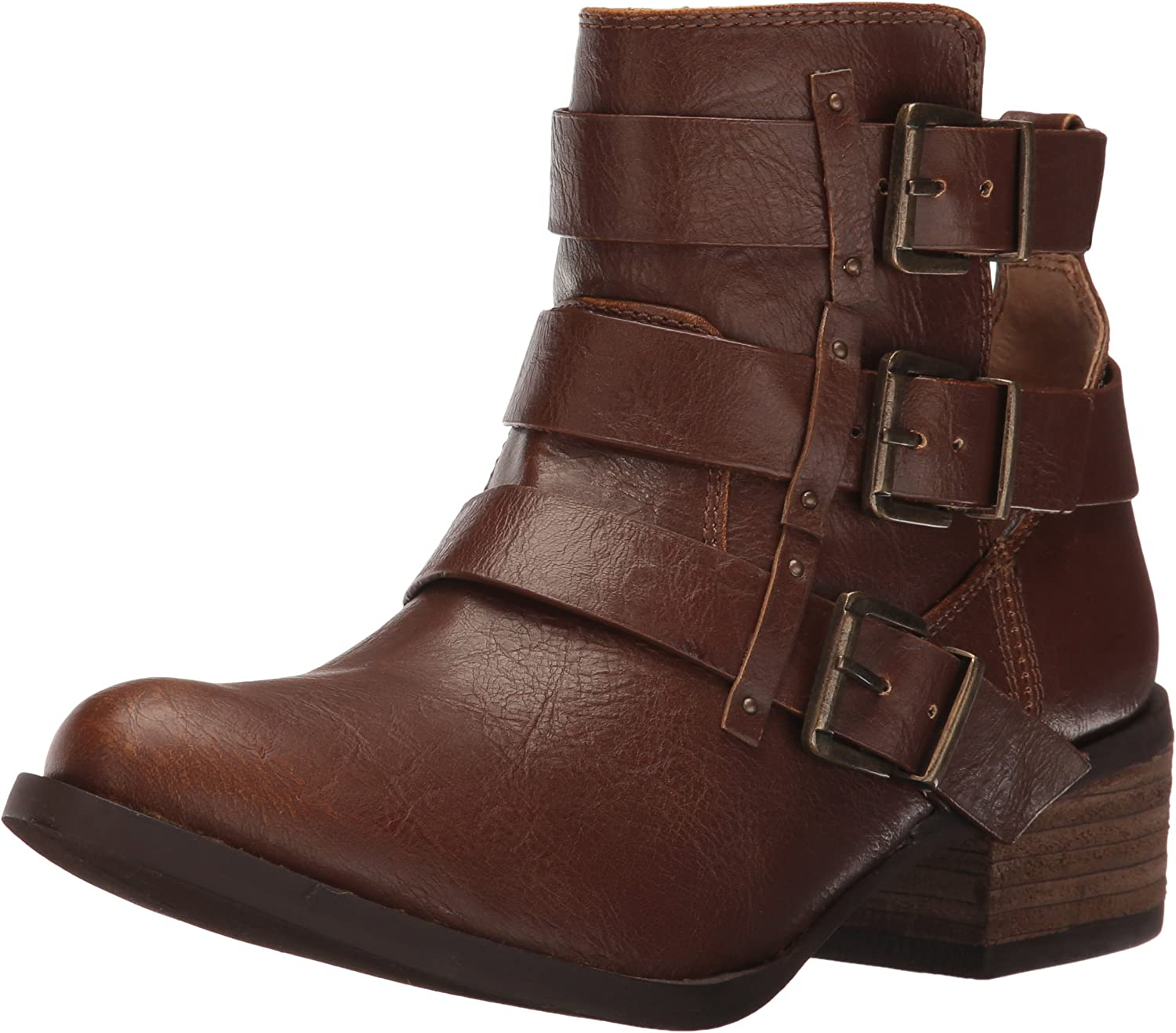 Not Rated Womens Brydie Ankle Bootie