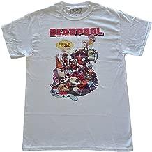 Marvel Deadpool Royalties Mens T-Shirt
