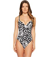 Pomelo Floral One-Piece