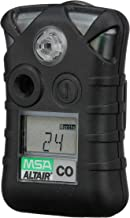 msa altair co detector