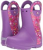 Crocs Kids - Handle It Graphic Boot (Toddler/Little Kid)