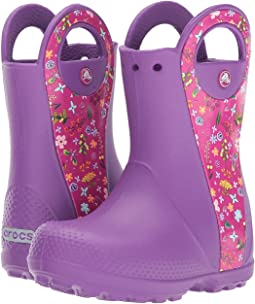 Crocs Kids - Handle It Graphic Boot (Toddler/Little Kid)