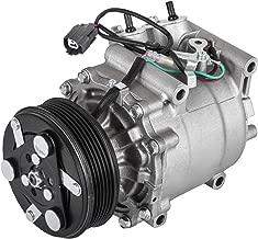 Mophorn CO 10541AC Universal Air Conditioner AC Compressor for Honda Civic 1.7L Acura EL1.7L Prelude 2.2L 1997 1998 1999 2000 2001 57878 58878 77599 78599