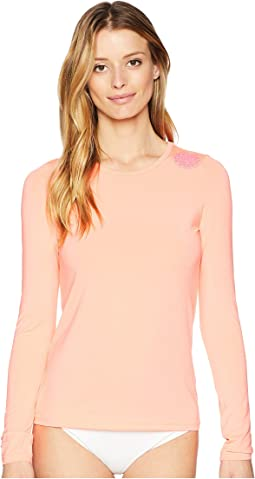 Wash Loose Fit Long Sleeve
