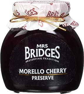 Mrs Bridges Morello Preserve, Cherry, 12 Ounce