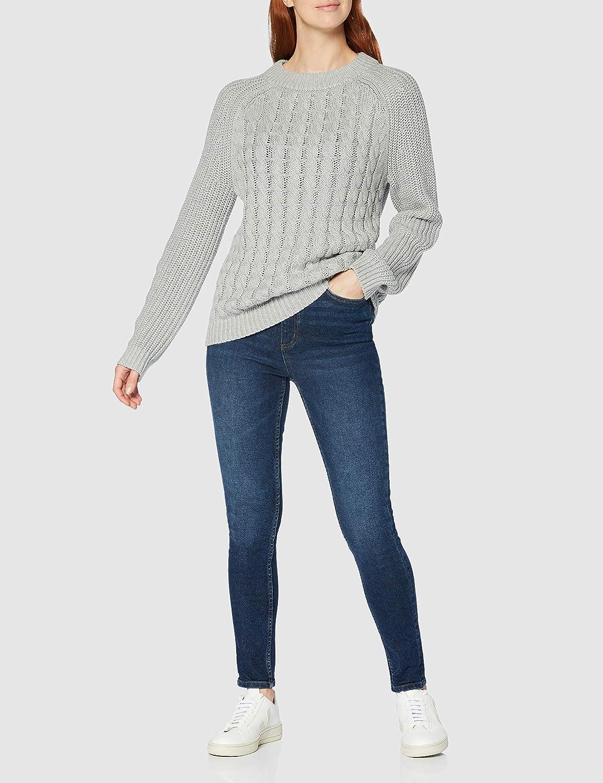 MERAKI Jersey de Algod/ón Mujer