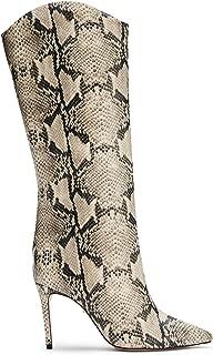 Best womens wide calf snake boots Reviews