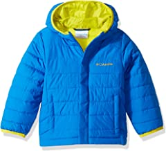 columbia boys powder lite puffer jacket