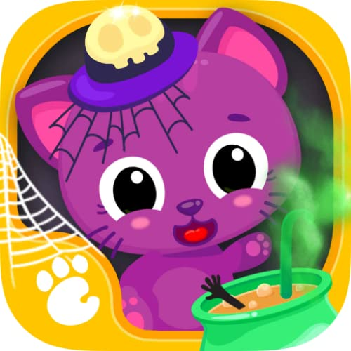 Cute & Tiny Spooky Party - Halloween Dress Up & Cooking Game for Kids