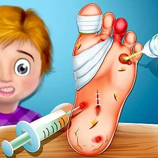 Virtual Foot Surgery Doctor - Free Hospital Simulator Games