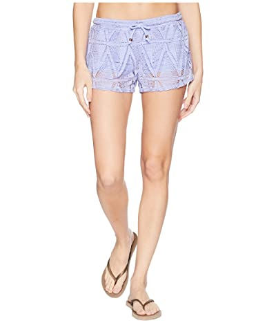 Prana Okana Shorts (Wildflower Purple) Women