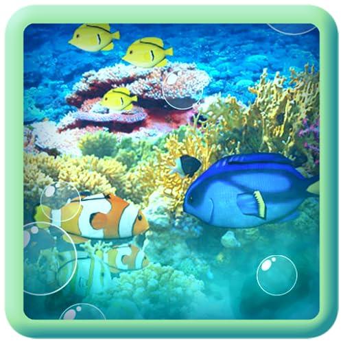 Aquarium Live Wallpaper!