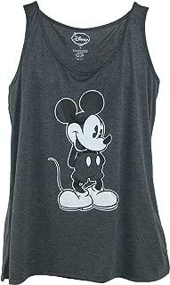 Women's Plus Size Mickey Mouse Tank Top