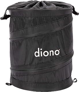 Diono Pop Up Trash Bin, Black