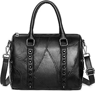 Handbag Messenger Bag Fashion Travel PU Leather Rivet Single Shoulder Bag Crossbody Handbag Bags
