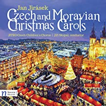Jan Jirásek: Czech & Moravian Christmas Carols