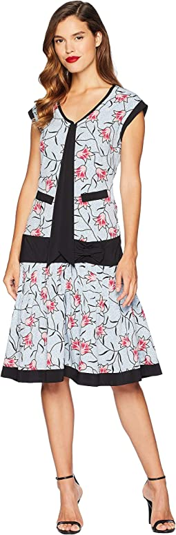 Twyla Flapper Day Dress