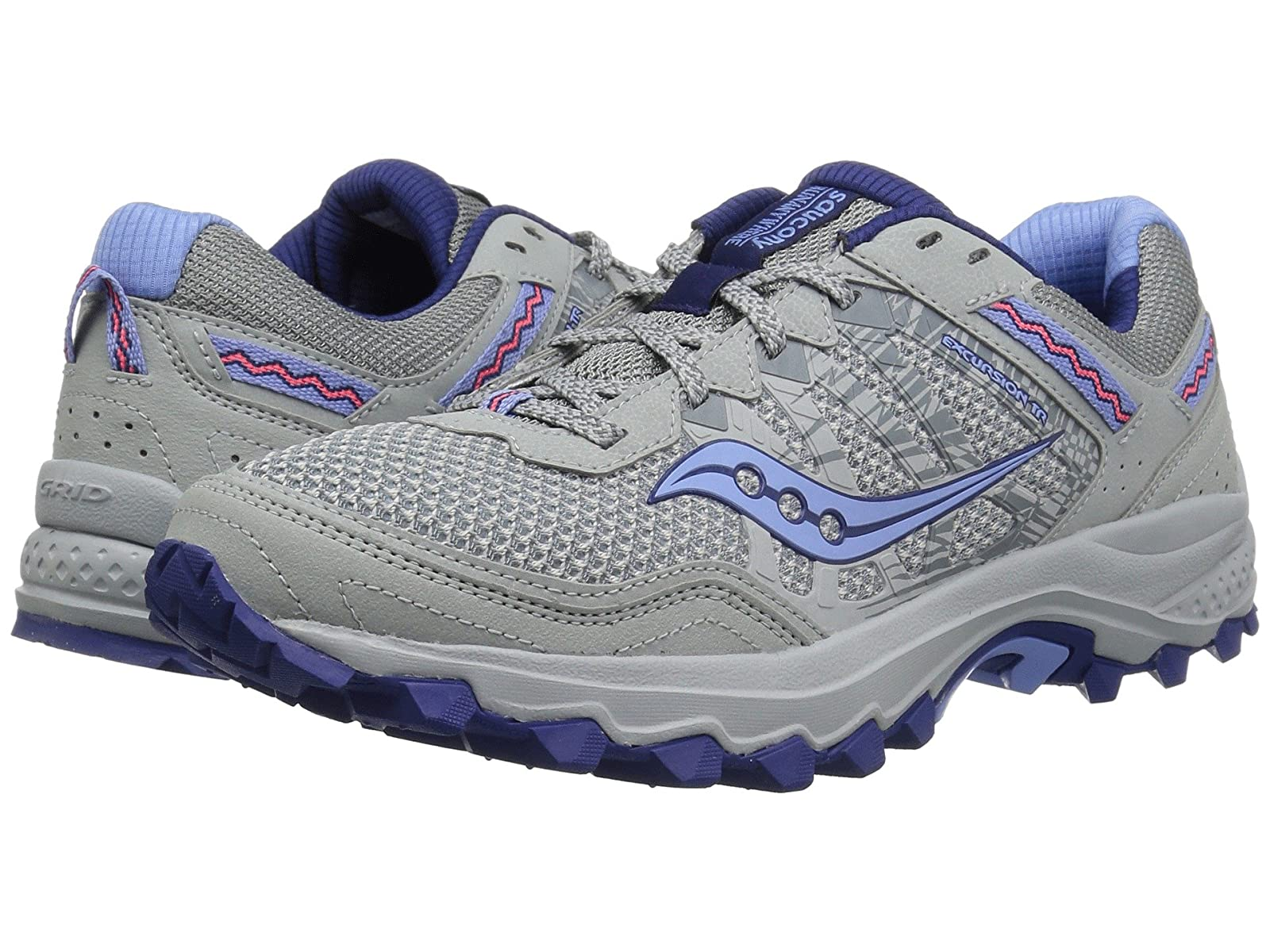 Saucony Grid Excursion TR12Cheap and distinctive eye-catching shoes