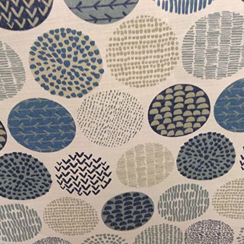 Retro Upholstery Fabric Amazon Co Uk