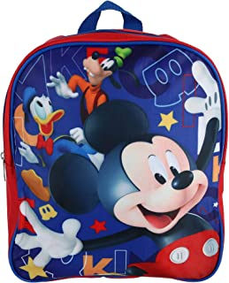 f74136f8705b Amazon.com: mickey mouse toddler backpack - 4 Stars & Up
