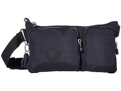 Kipling Presto Up Waistpack (Blue/Blue) Handbags