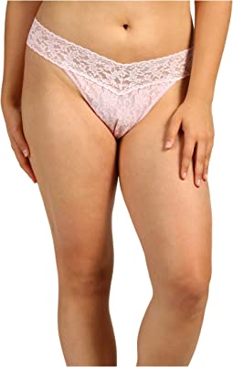 Hanky Panky - Plus Size Signature Lace Original Rise Thong