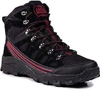 Jack Walker Scarponcini da Uomo Impermeabili Leggeri e Traspiranti Hiking Stivali JW8255