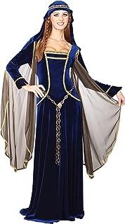 Costume Deluxe Renaissance Faire Queen Costume