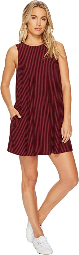 RVCA - Tempted Stripe Dress