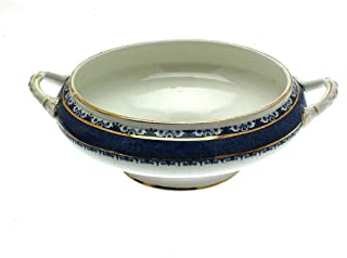 Burgess And Leigh Burleigh Ware Sandon 8.5 Inch Tureen Base Only