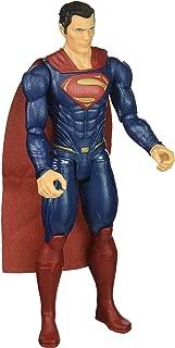 Mattel DC Justice League True-Moves Series Superman Figure, 12