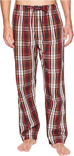 Woven Pajama Pants