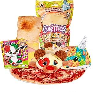 Best Basic Fun Cutetitos Pizzaitos - Surprise Stuffed Animals - Collectible Pizza Plush - Ages 3+ - Series 5 Reviews