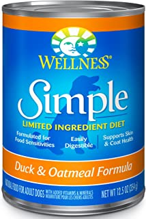 Wellness Natural Ingredient Food 12 5 Ounce