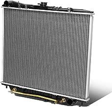 1302 Factory Style Aluminum Cooling Radiator for 92-02 Isuzu Trooper/Acura SLX 3.2L/3.5L V6 AT