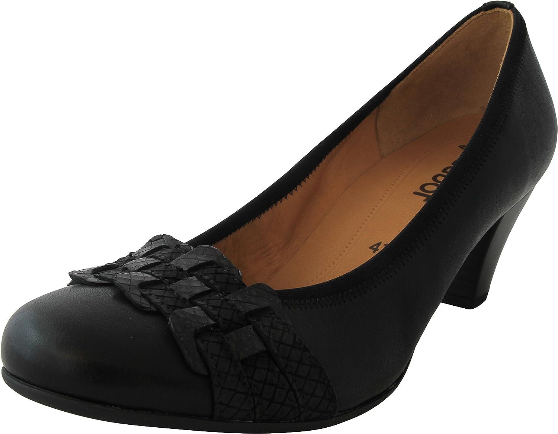 Gabor Fashion 35.480.57 Damen Pumps Pumps (Trotteur) Leder  80% Rabatt