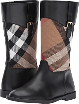 Burberry Kids Mini Copse Boots (Toddler/Little Kid)