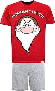 Disney Pijama para Hombre Gruñón Grumpy