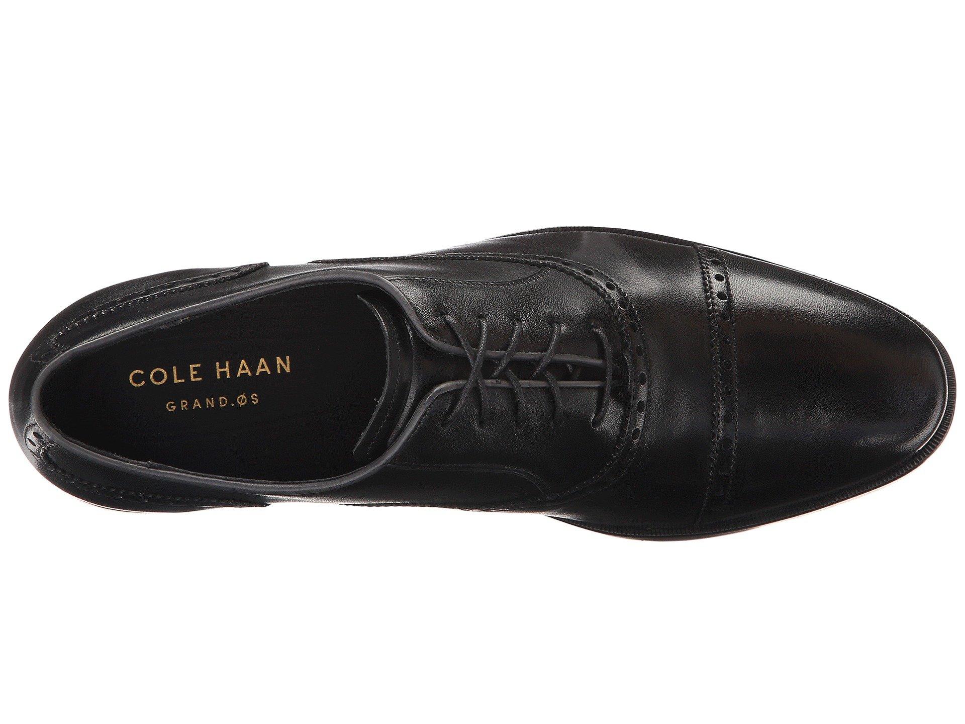 Oxford Haan Black Grand Cap Hamilton Cole qFwx11