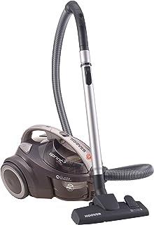 comprar comparacion Hoover Sprint Evo SE41 - Aspirador sin bolsa, Sistema ciclónico, Filtro EPA, Cepillo para suelos duros y alfombra, 700W, D...