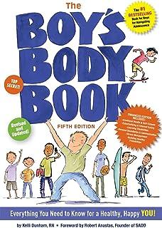 کتاب بدن پسرها: نسخه پنجم
