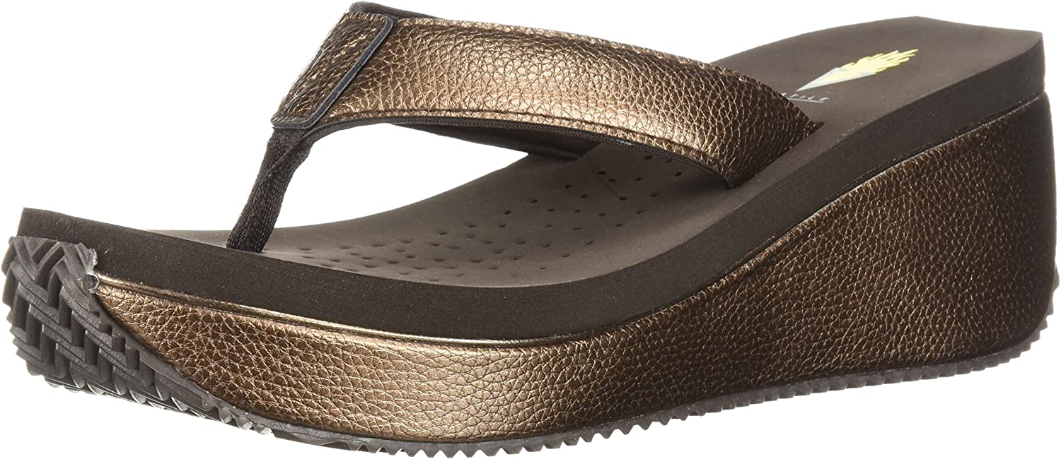 VOLATILE Womens PAIGES Wedge Sandal