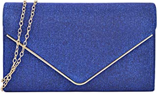 Women Clutches Handbags Evening Bags Glittering Wedding Purses Cocktail Prom Party Clutches Shoulder Bag